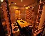 個室 ~6名様 ご宴会に最適な空間。