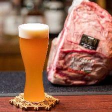 蔵元直送樽生ビール。黄金IPA 静岡 ベアードブリューイング