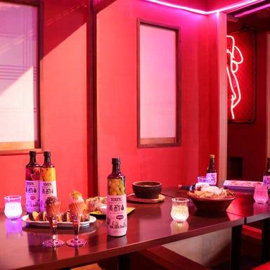 韓国酒場 ヤンニョム55 広島袋町店  店内の画像