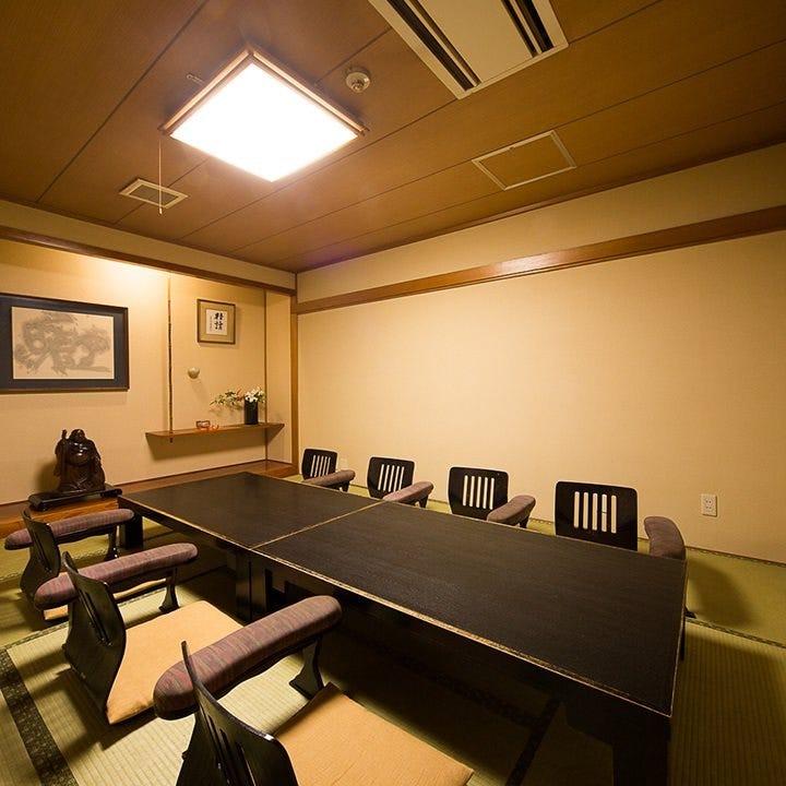 【個室】4タイプの完全個室