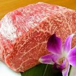 イチボの塊ロックステーキ【インスタ映え確実の塊肉】