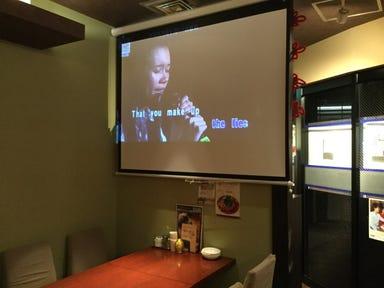健康中華 青蓮 浜松町店 店内の画像