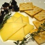 敷島ファーム自家製チーズ
