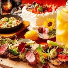 肉×誕生日・記念日パーティ♪