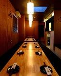 15~40名様までの宴会専用完全個室