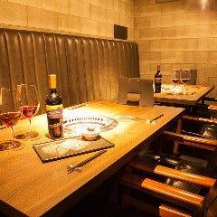 BBQ TERRACE&燒肉 2+9 (にたすきゅう)濱松町・大門本店