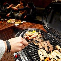 屋上BBQ&個室焼肉 焼肉 2+9 (にたすきゅう)浜松町・大門本店