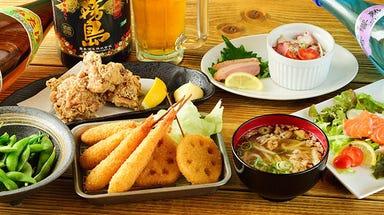 串カツともつ鍋とかすうどん居酒屋 しゃかりき432゛新福島店 コースの画像