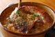 カスレ チキンコンフィと大きなソーセージとインゲン豆