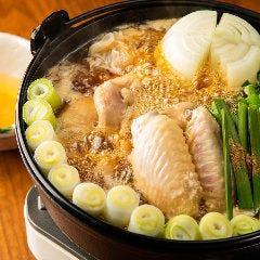 大山地鶏すき鍋