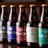 川越の大地が育むクラフトビールCOEDOビール