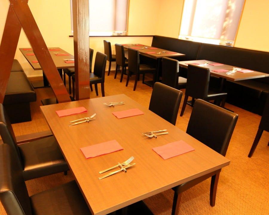 4/3~【ディナー/席のみ予約】お料理などは当日お選びください