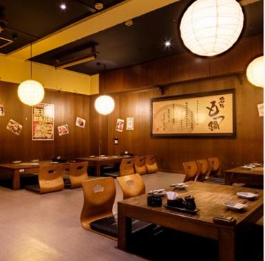 王道居酒屋 のりを 阪神尼崎駅前店  店内の画像