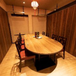 【2階】テーブル席完全個室(~8名様)