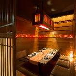 ◆個室で宴会◆ 各シーンに対応の個室ご用意!宴会・接待にも◎