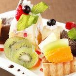 ◆誕生日・記念日特典◆ メッセージ入デザートプレート贈呈♪