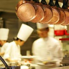 日本人の好みに合わせたフランス料理