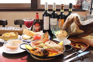 スペインレストランマリベン  こだわりの画像