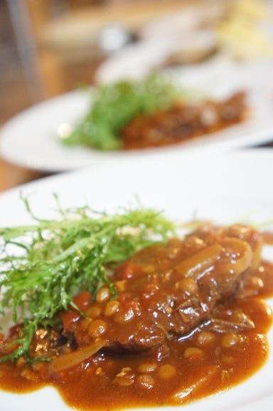 スペインレストランマリベン  メニューの画像
