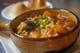スペインの陶板でご用意する本格煮込み料理多数!