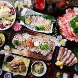 豚料理が自慢!専門店ならでは、多くの豚料理が楽しめる♪