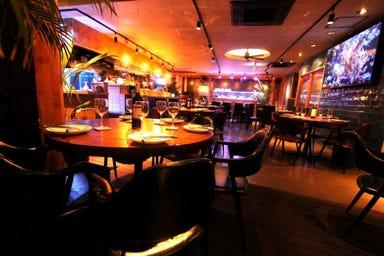 LOBLOB CRAB 海BAL&肉BAL  店内の画像