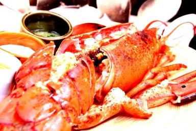 LOBLOB CRAB 海BAL&肉BAL  こだわりの画像