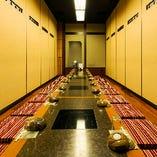 大宴会場(20名様席×3部屋)