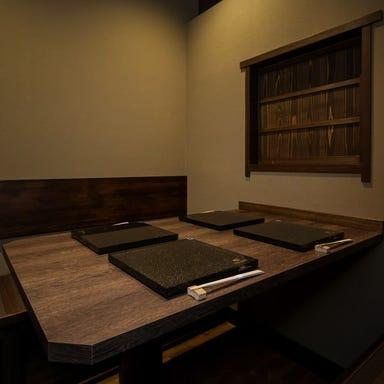 京都鉄板焼 grow  店内の画像