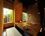 日本の四季がテーマの空間。誰もの心にも残る時間を過ごせる。