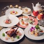 Christmas Dinner クリスマスディナー[要予約]