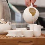 【厳選中国茶】 (セット価格+¥330)