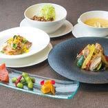 【要予約】中国料理テーブルマナープラン