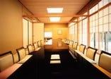 【個室】1部屋として20名様まで 桂8名 橘8名(掘りごたつ)