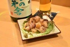 秋田比内地鶏と地酒 舘