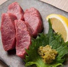 ラム肉の厚焼きステーキ
