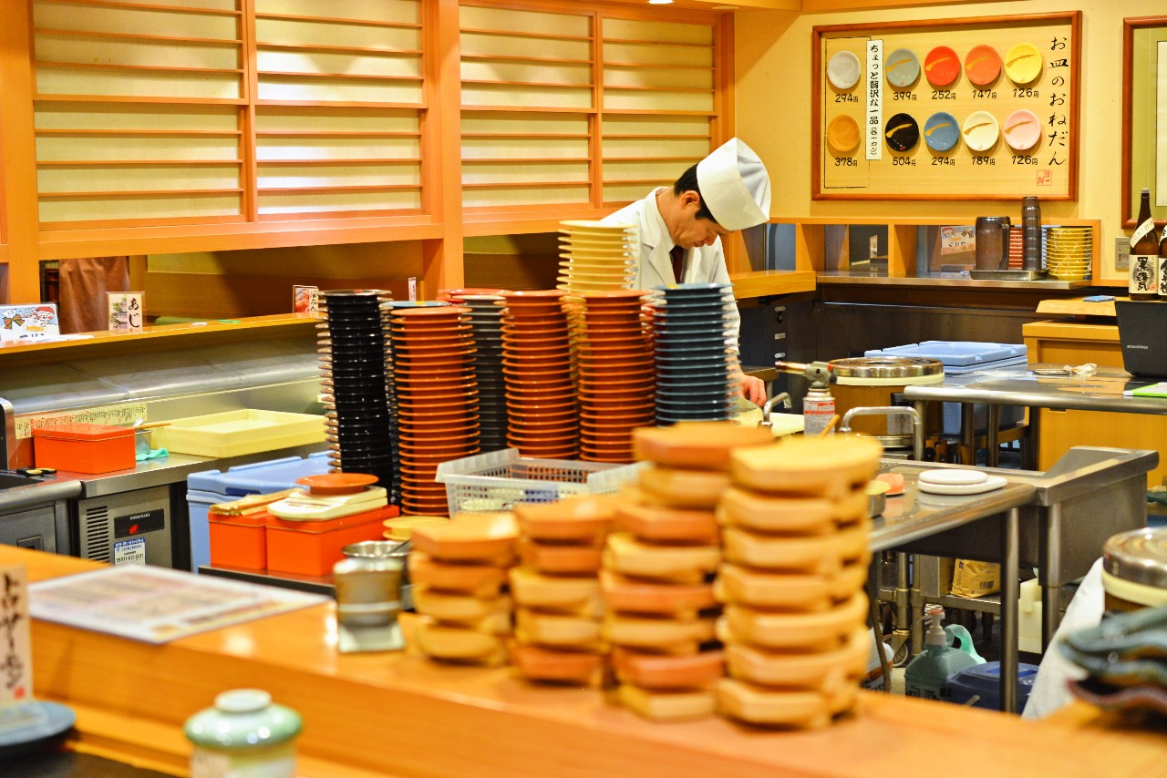 職人が握るお寿司をご堪能ください