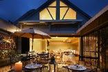 【5F】着席~50名 立食~100名 ガーデンテラス付き個室