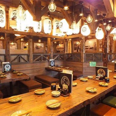 鹿児島県霧島市 塚田農場 武蔵浦和店 店内の画像