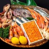 日本全国の港から直送する厳選した季節の新鮮抜群の魚【東京都】