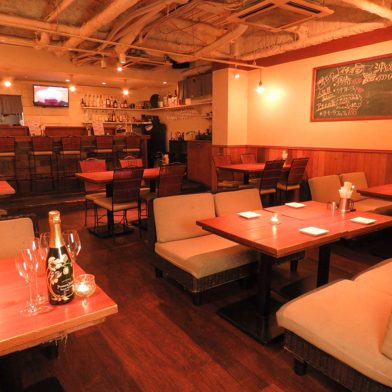 Dining Bar Asado アサード 天神大名 メニュー 結婚式二次会向き