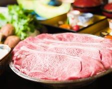 「はり重」の肉料理