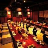 いかの墨別邸「三笑庵」で、専属の板前とスタッフがおもてなし!