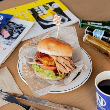 肉が旨いカフェ NICKSTOCK(ニックストック)名古屋駅前店 こだわりの画像