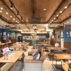 肉が旨いカフェ NICKSTOCK(ニックストック)名古屋駅前店