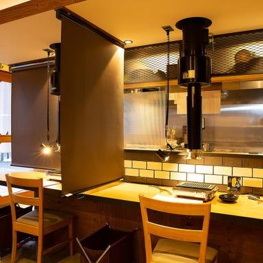 焼肉ダイニング MEGUMI 南8条店  店内の画像