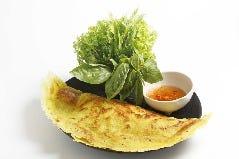 ◆基本海老&豚肉&もやしのバインセオ