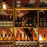 「馬肉に合う日本酒」「日本未発売の現地買い付けワイン」など気になるボトルを探し出してください。
