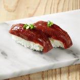 【馬】赤身寿司