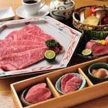 上質な空間と極上の和牛が皆様を美食の瞬間へと誘います。